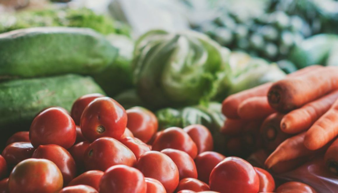 Are organic plant-based foods better?